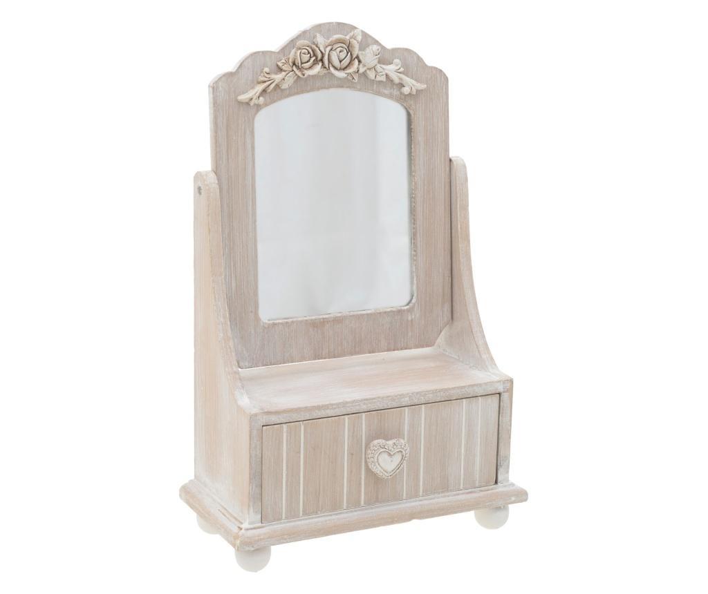 Cutie pentru bijuterii - inart, Maro
