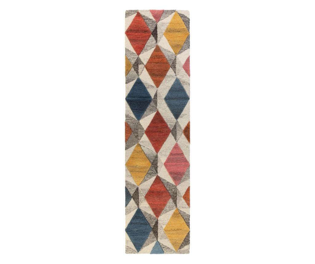 Covor Yara 60x230 cm - Flair Rugs, Multicolor poza