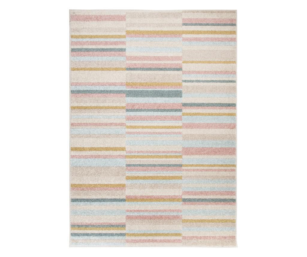 Covor Urban Lines 133x185 cm - Flair Rugs, Multicolor imagine vivre.ro