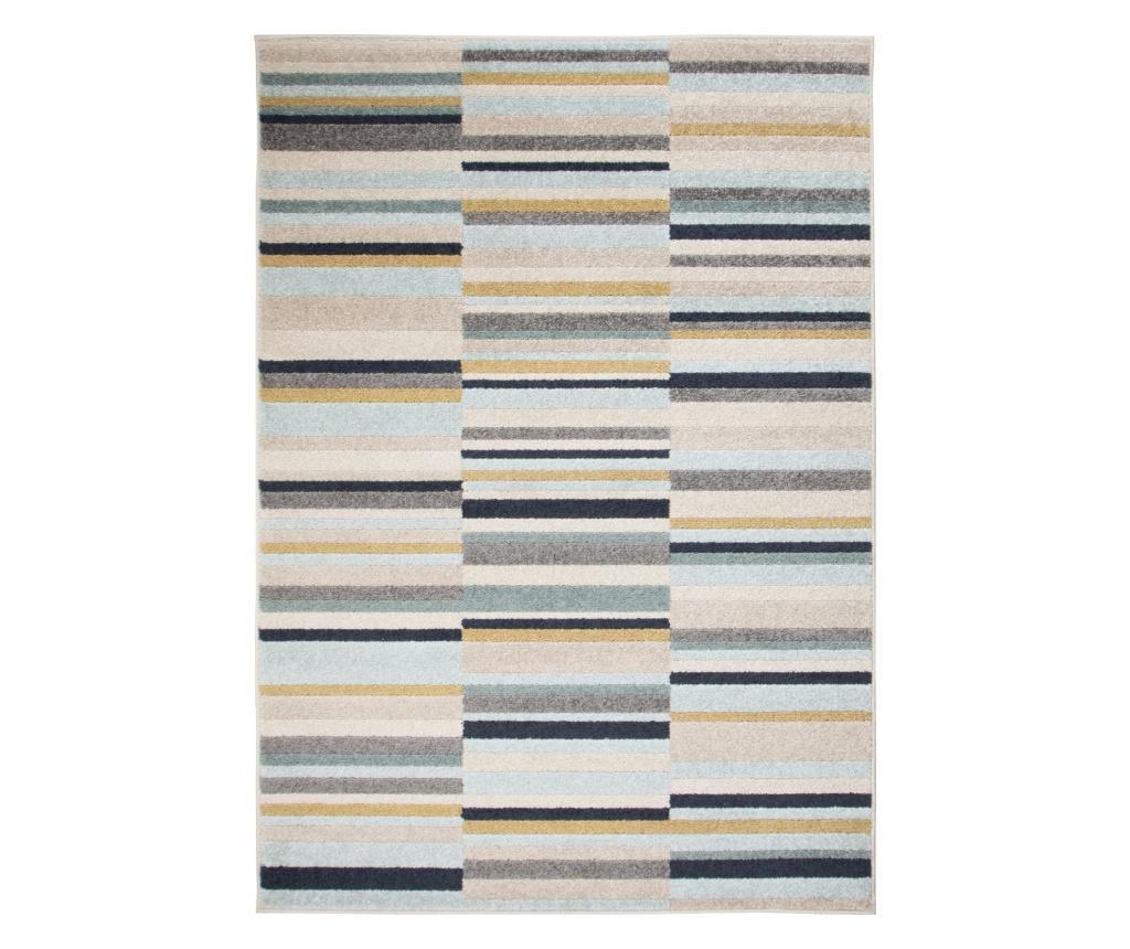 Covor Urban Lines 133x185 cm - Flair Rugs, Albastru imagine