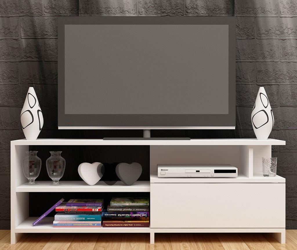 Comoda TV Corry - Decorotika, Alb imagine