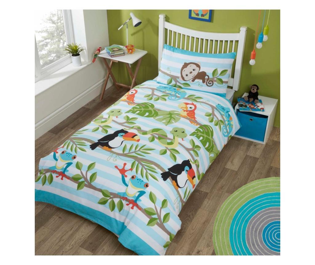 Set de pat pentru copii Rainforest Mini imagine