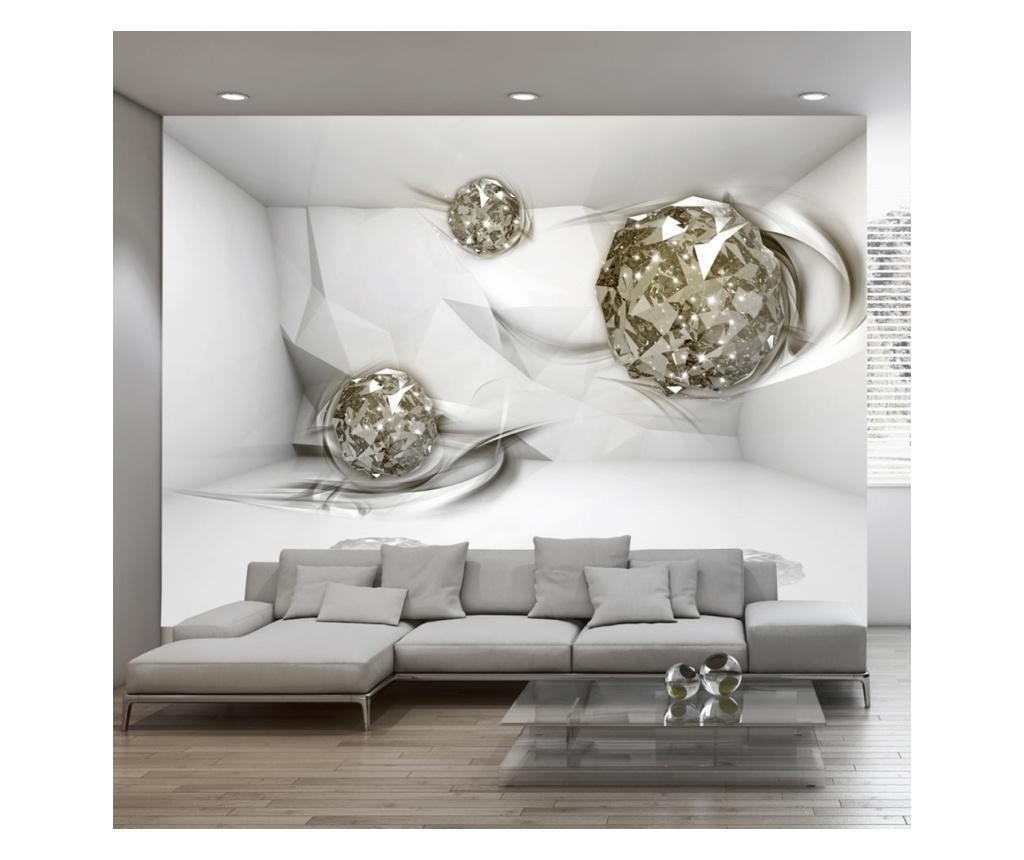 Tapet Abstract Diamonds 140x200 cm