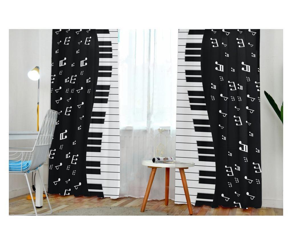 Draperie Piano 140x200 cm
