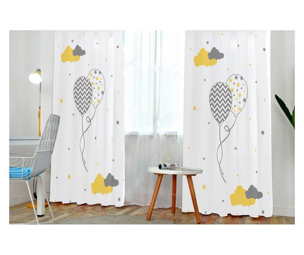Draperie Two Baloons 140x200 cm