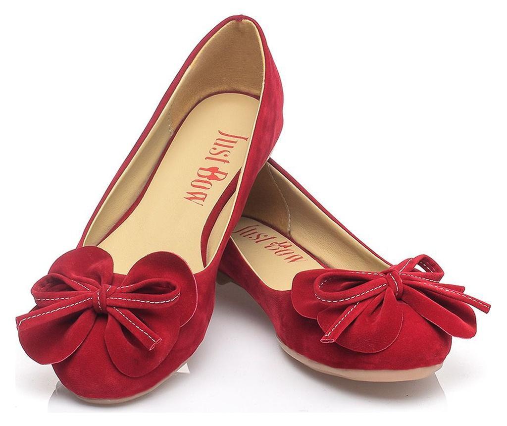 Balerini dama Kelsey Red 39