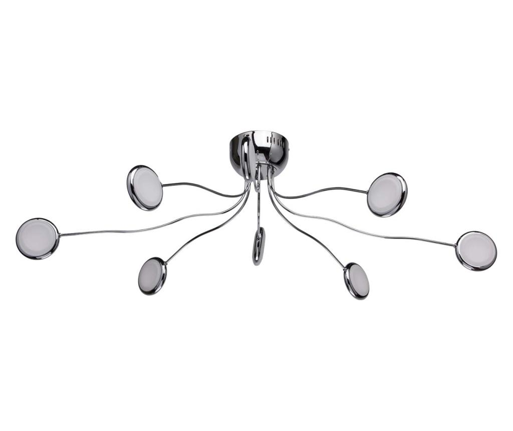 Lustra Flensburg - Functional Lighting, Gri & Argintiu poza