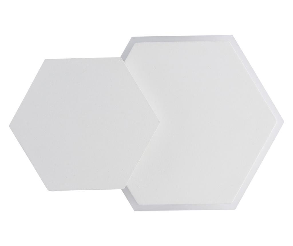 Aplica de perete Darro - Functional Lighting, Alb imagine vivre.ro