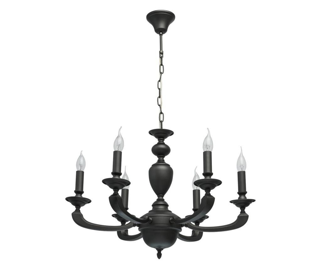 Candelabru DelRey Black imagine