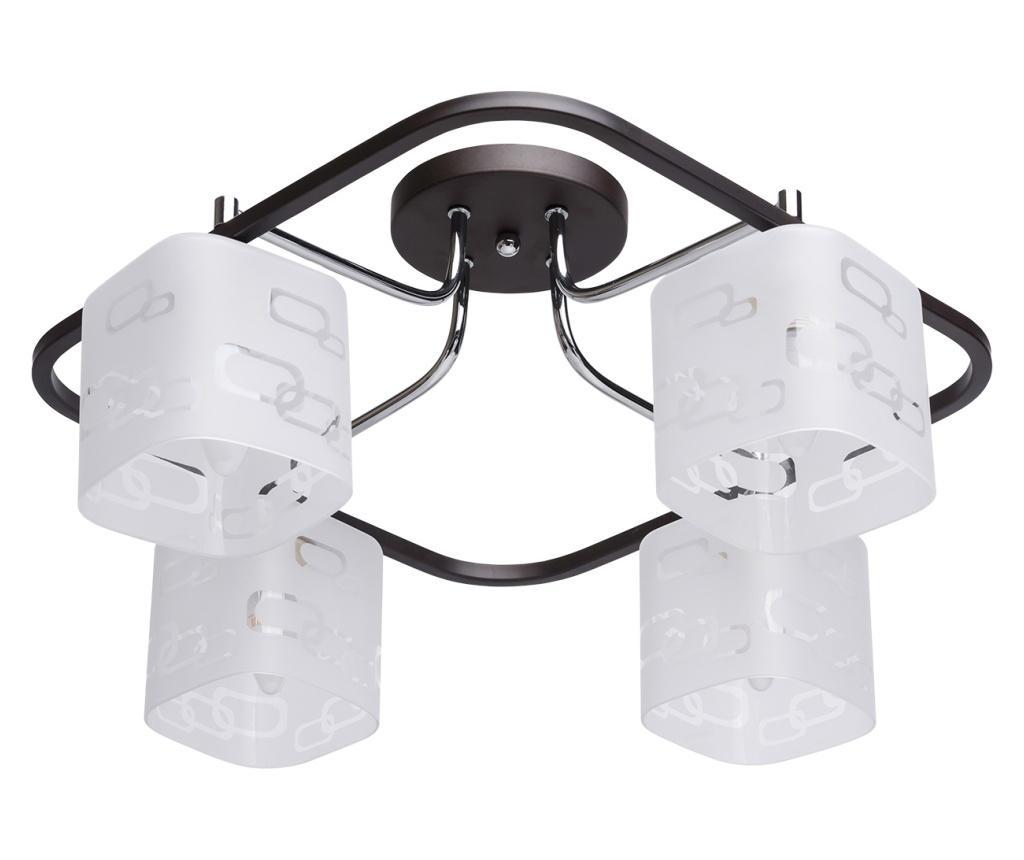 Plafoniera Alpha - Functional Lighting, Alb,Maro imagine
