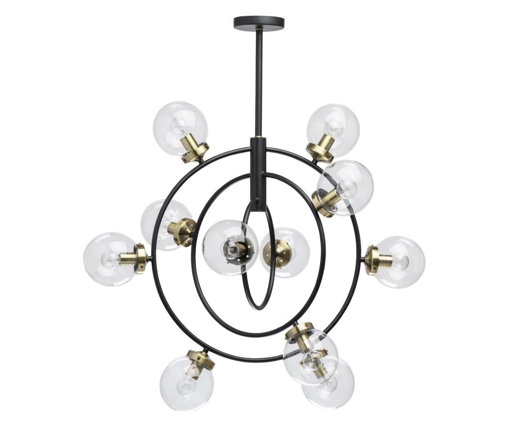 Lustra Hamburg - Functional Lighting, Negru imagine