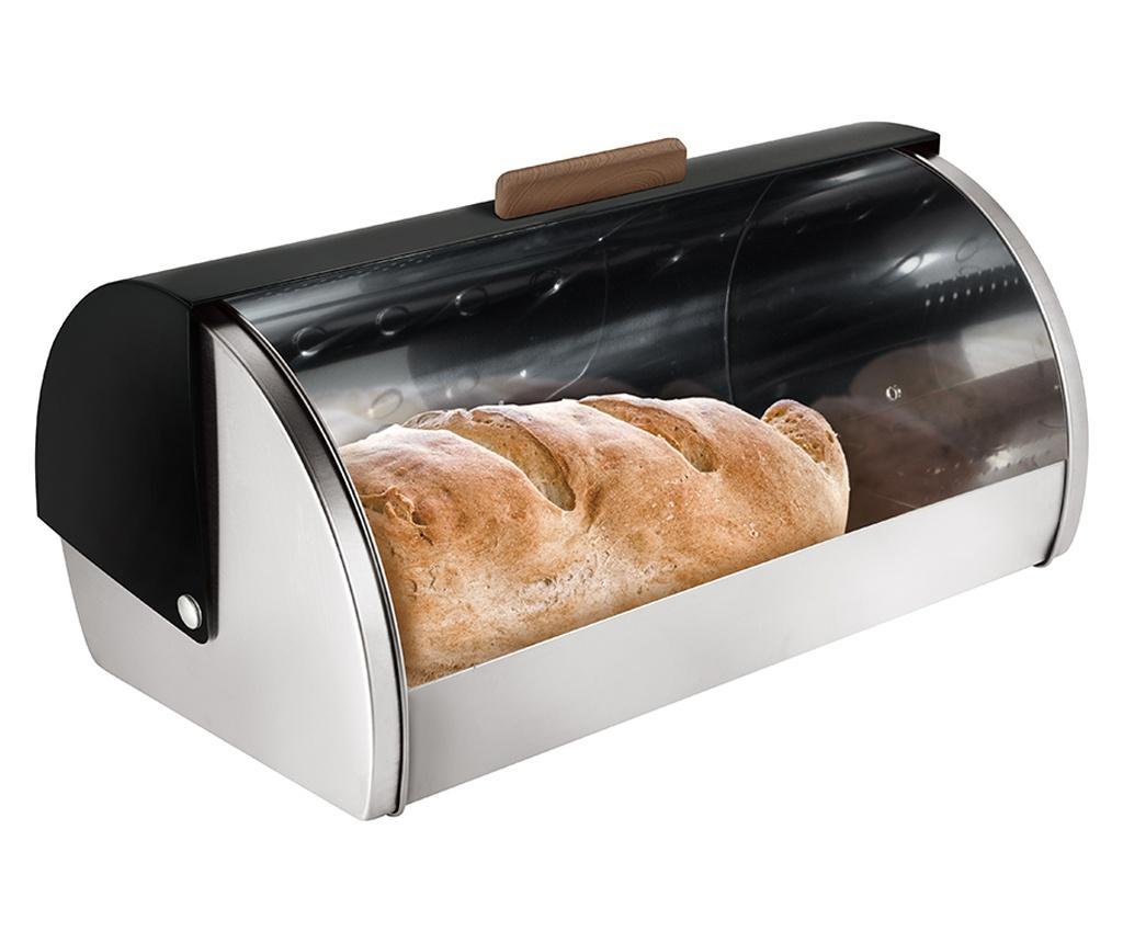 Cutie pentru paine Ebony Rosewood imagine