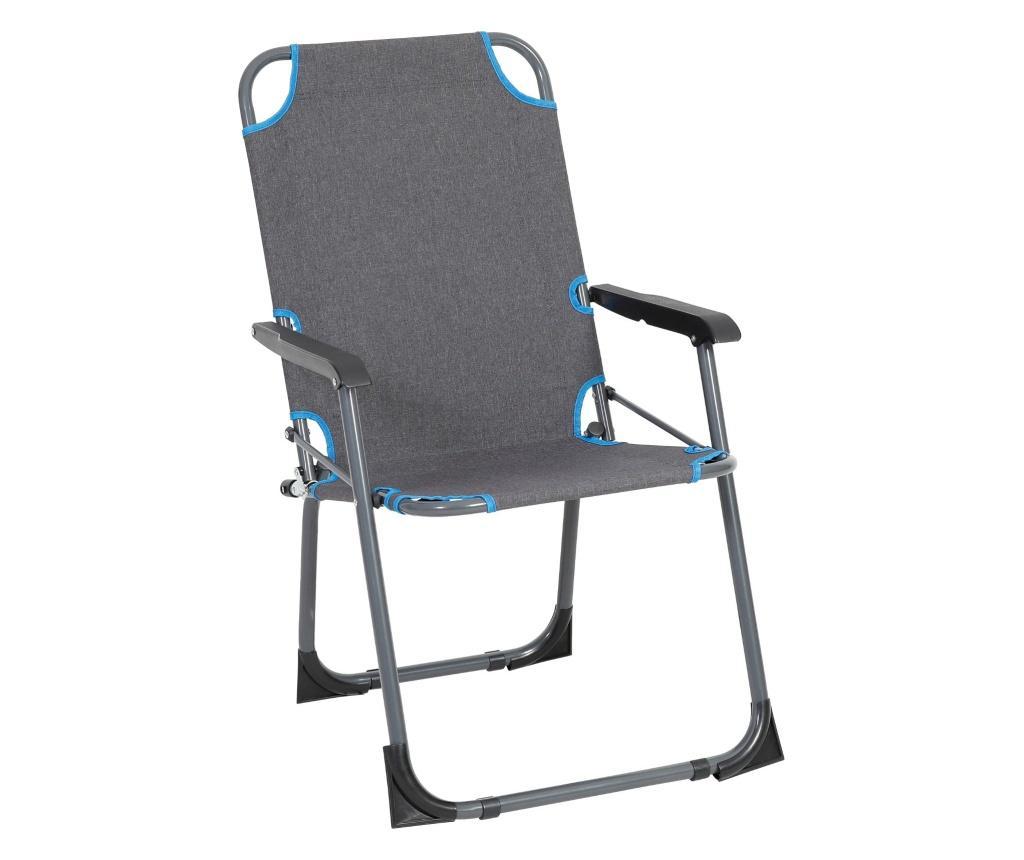 Scaun pliabil pentru exterior Lido