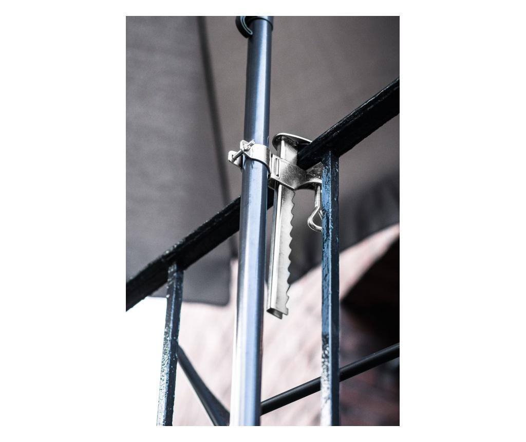 Sistem de prindere pentru umbrele de exterior