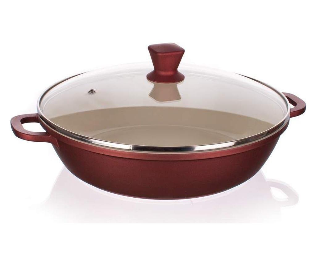 Cratita cu capac Gourmet Ceramia 3.5 L imagine
