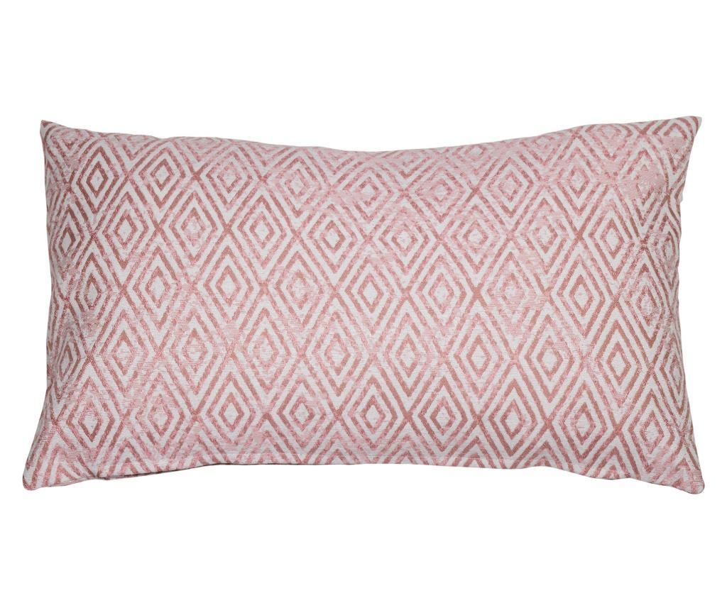Perna decorativa 30x50 cm - Santiago Pons, Roz imagine