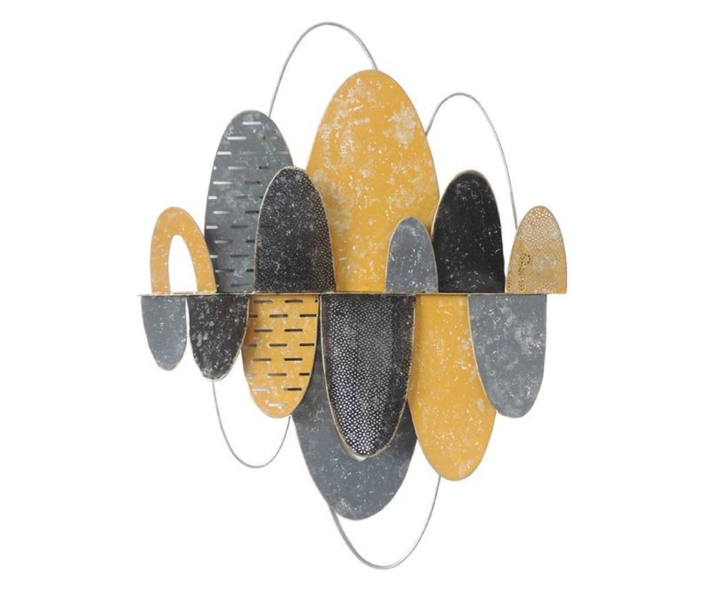 Decoratiune de perete - Socadis, Galben & Auriu imagine