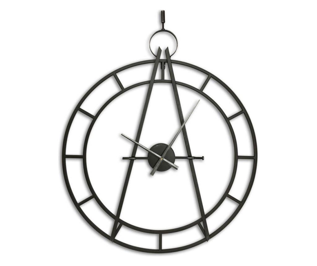 Ceas de perete - Socadis, Negru imagine