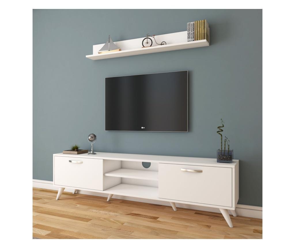 Set comoda TV si polita imagine