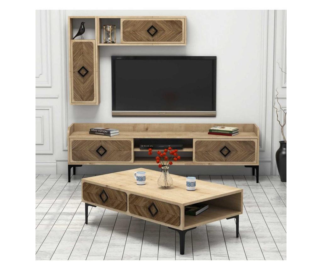 Set mobilier living Samba - Hommy Craft vivre.ro