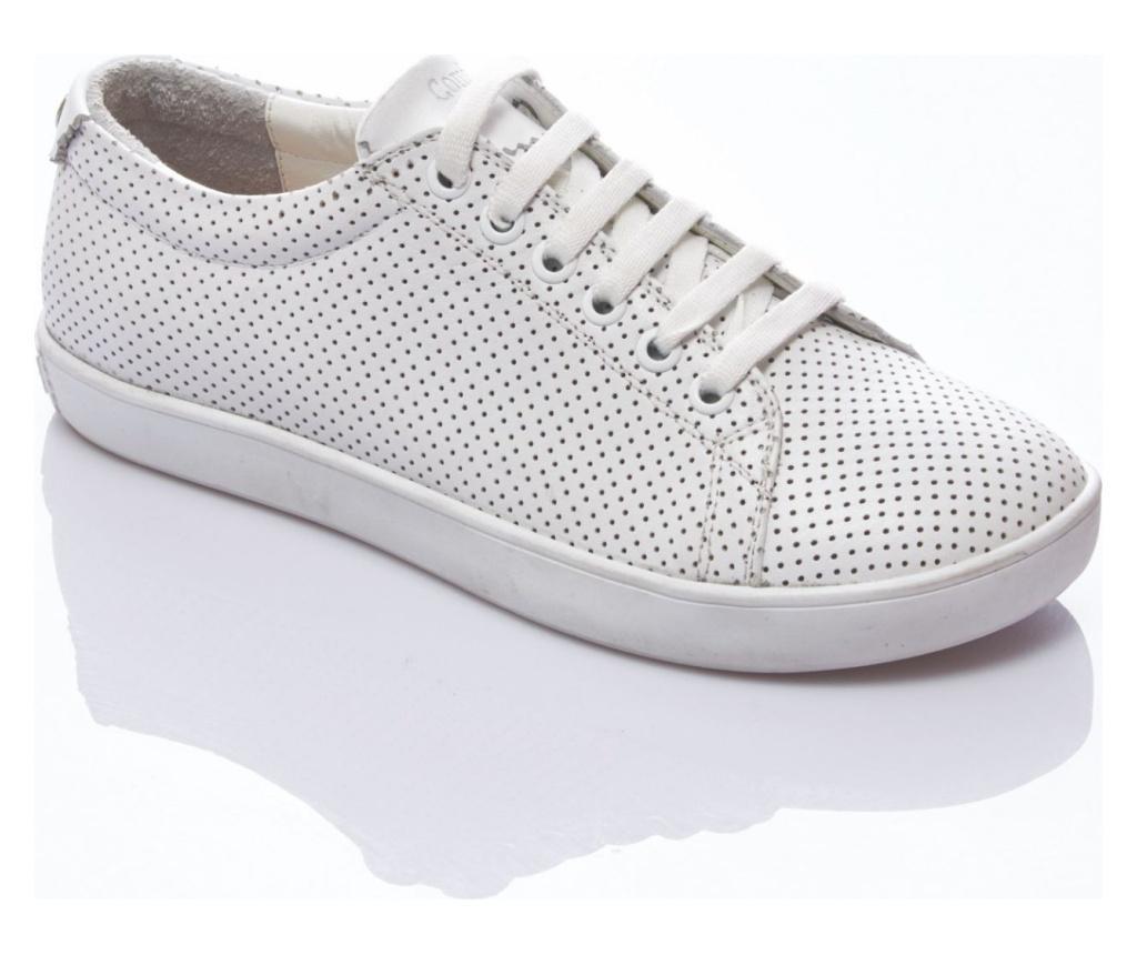 Pantofi sport dama Berta White 39 - Comfortfüße, Multicolor poza