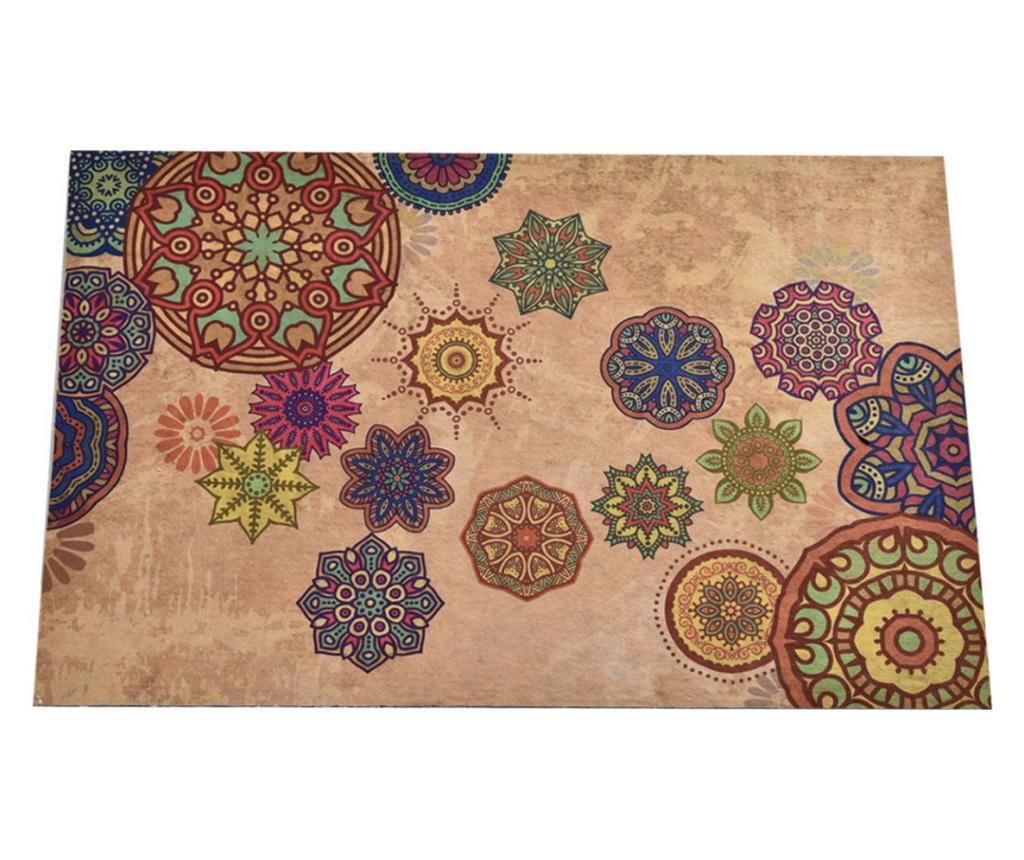 Covoras de intrare 45x70 cm - Chilai, Multicolor imagine