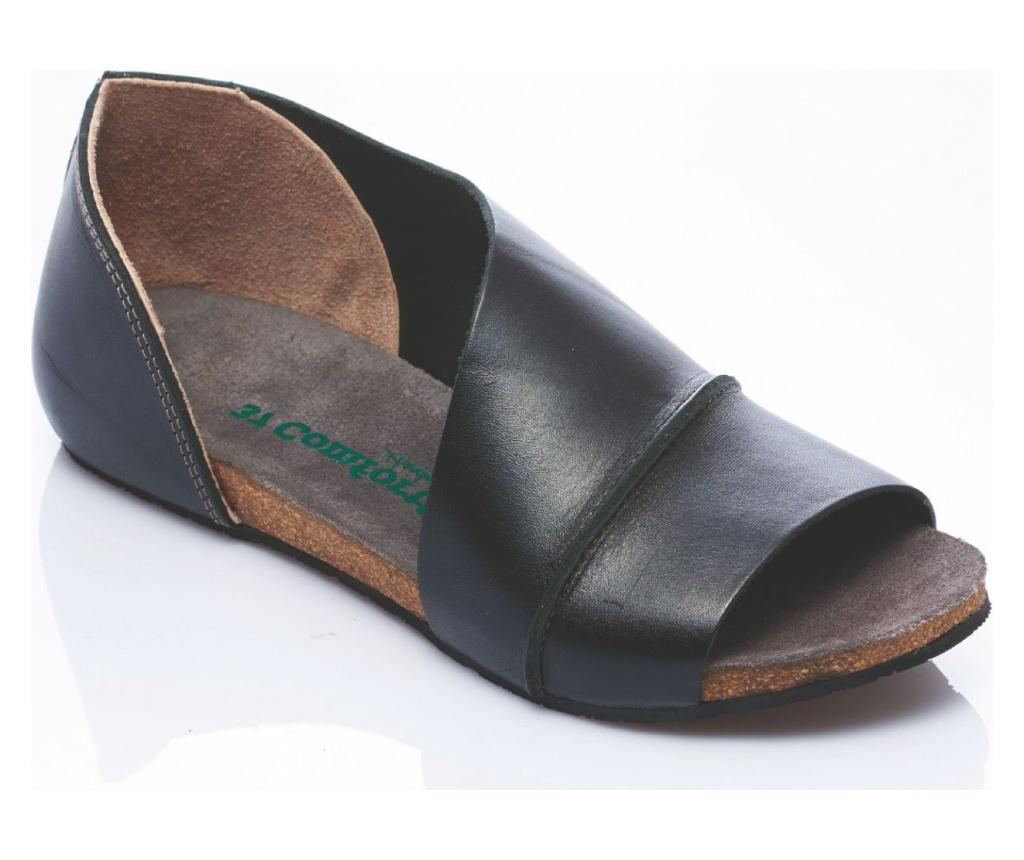 Pantofi dama Lina Black 39