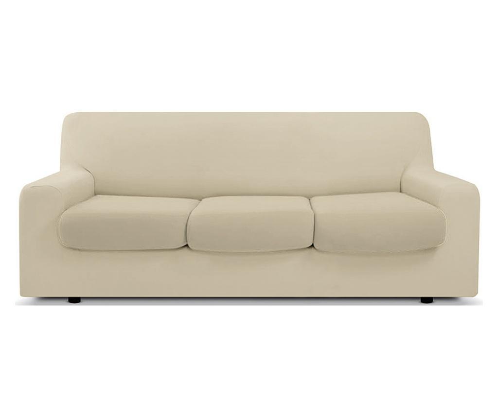 Husa pentru canapea cu 3 locuri Easy Panna imagine