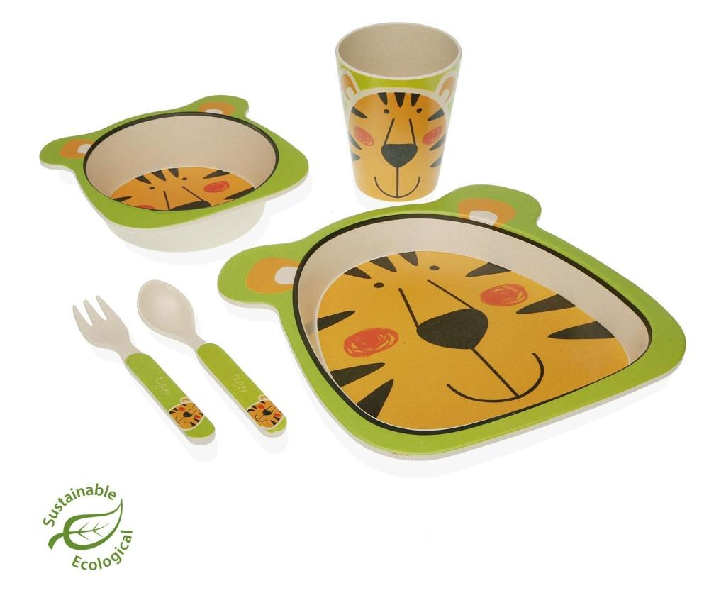 Set de masa pentru copii 5 piese Baby imagine