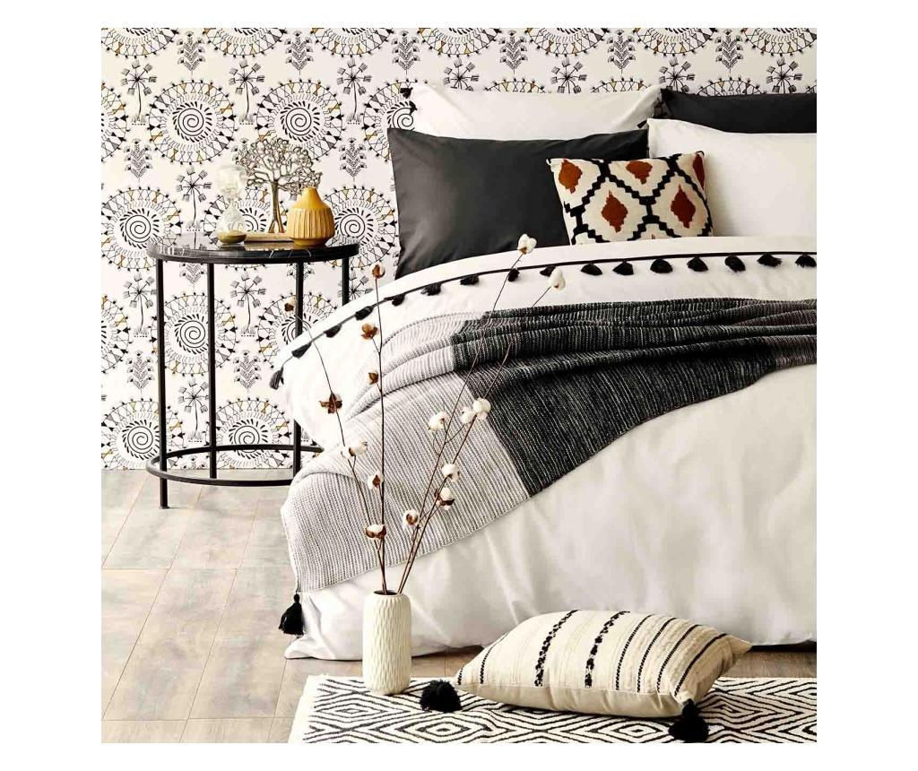 Set de pat Double Ranforce Tanora White imagine