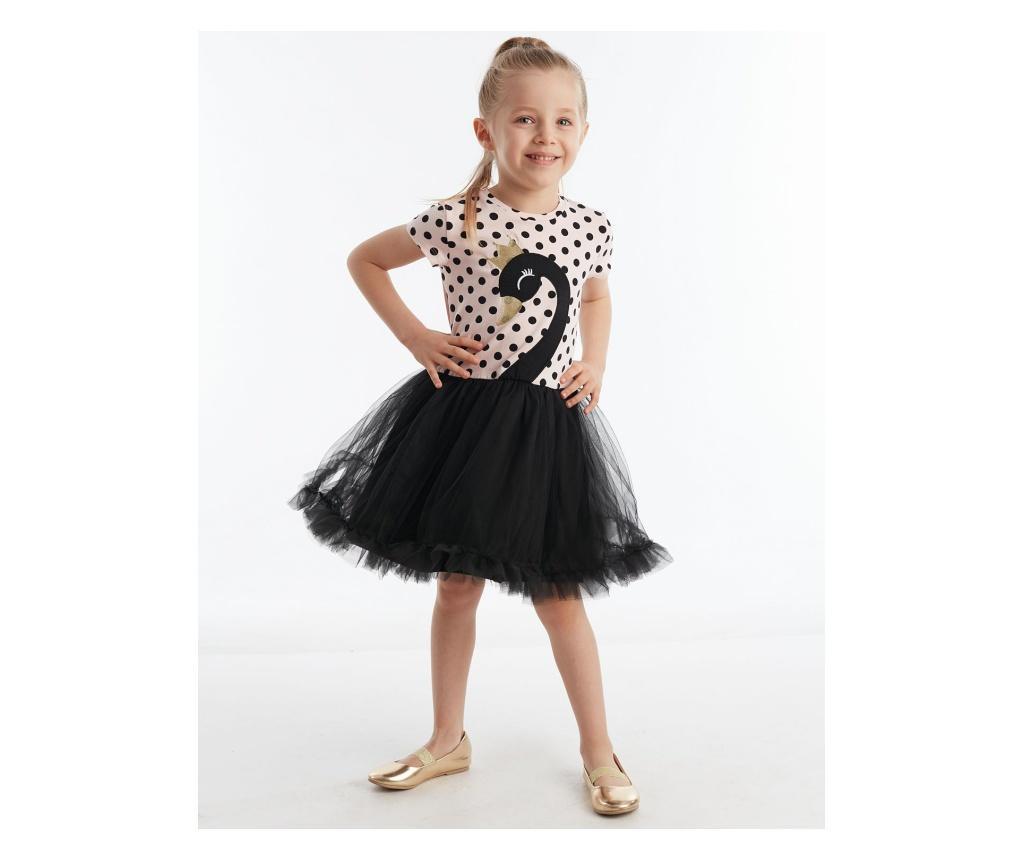 Rochie copii Black Swan 5 years