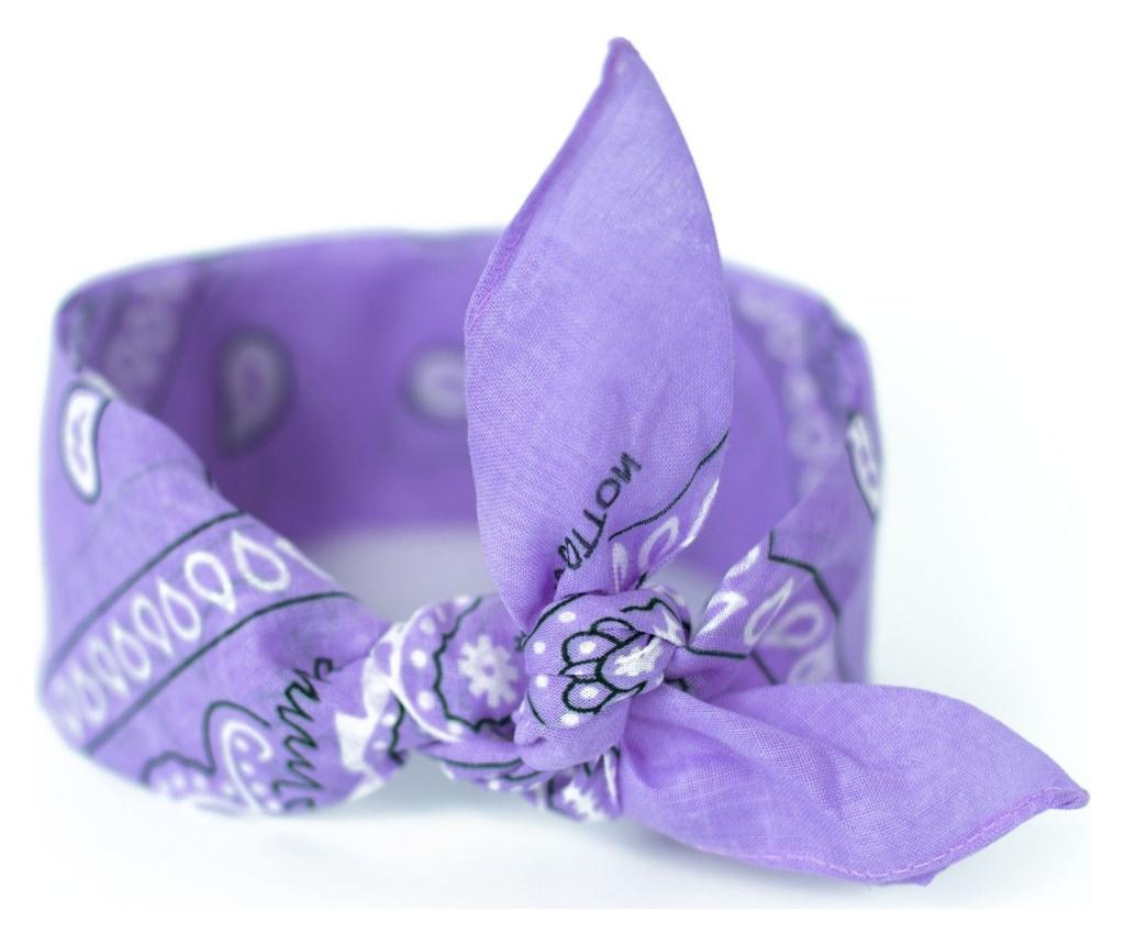 Bandana Art of Polo Lavender