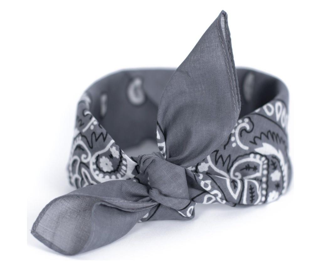 Bandana Art of Polo Grey