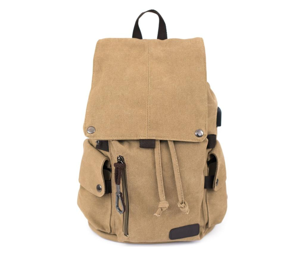 Rucsac Art of Polo Dark Beige One size - Art of Polo, Crem