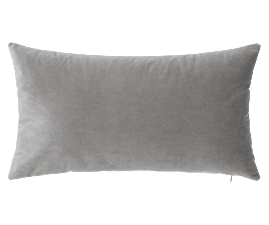 Perna decorativa 30x50 cm - Casa Selección, Gri & Argintiu imagine