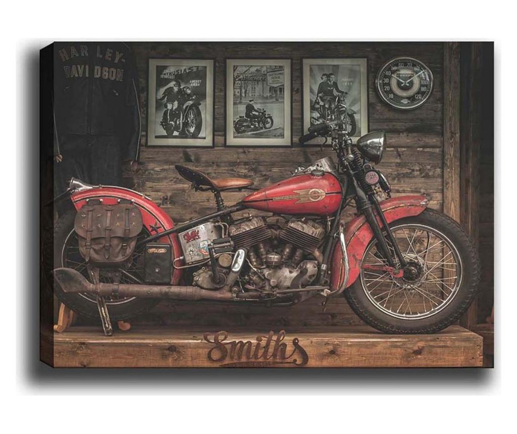 Tablou 50x70 cm - Bract, Multicolor imagine