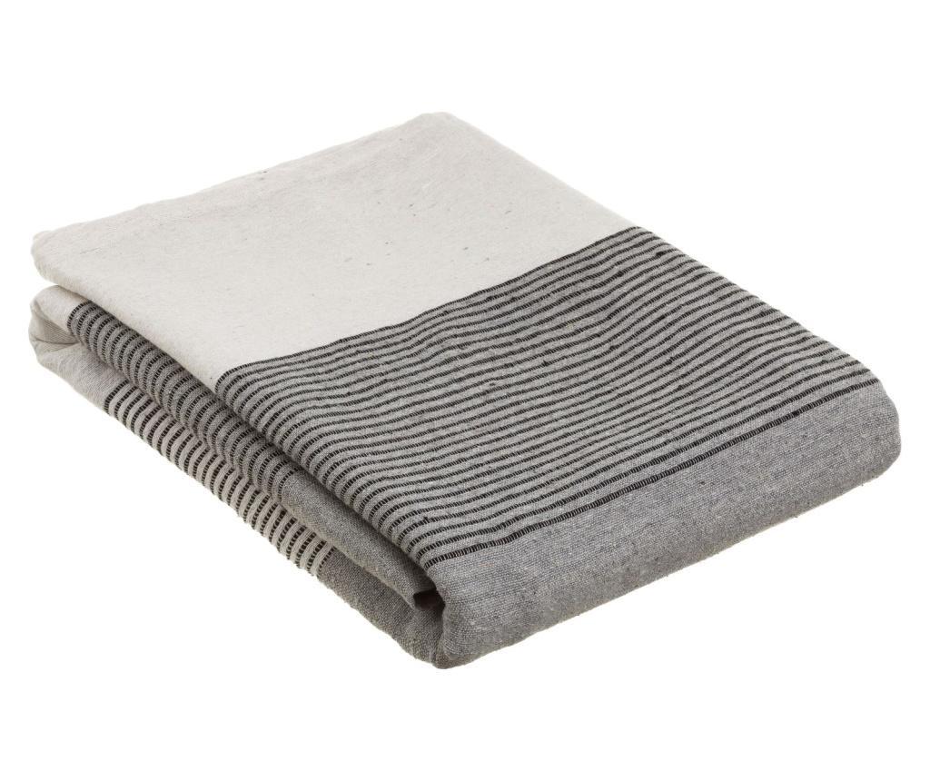Cuvertura 160x220 cm - Casa Selección, Gri & Argintiu imagine