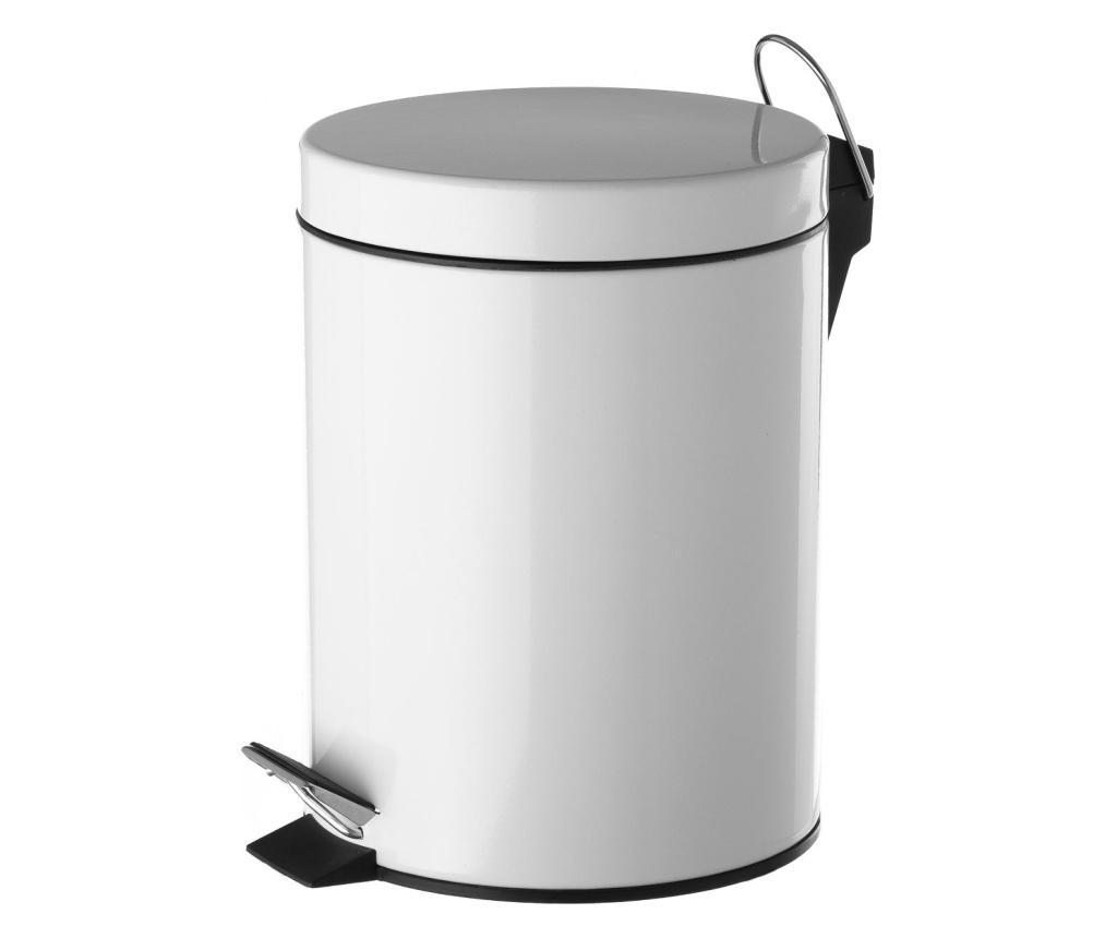 Cos de gunoi - Casa Selección, Alb imagine