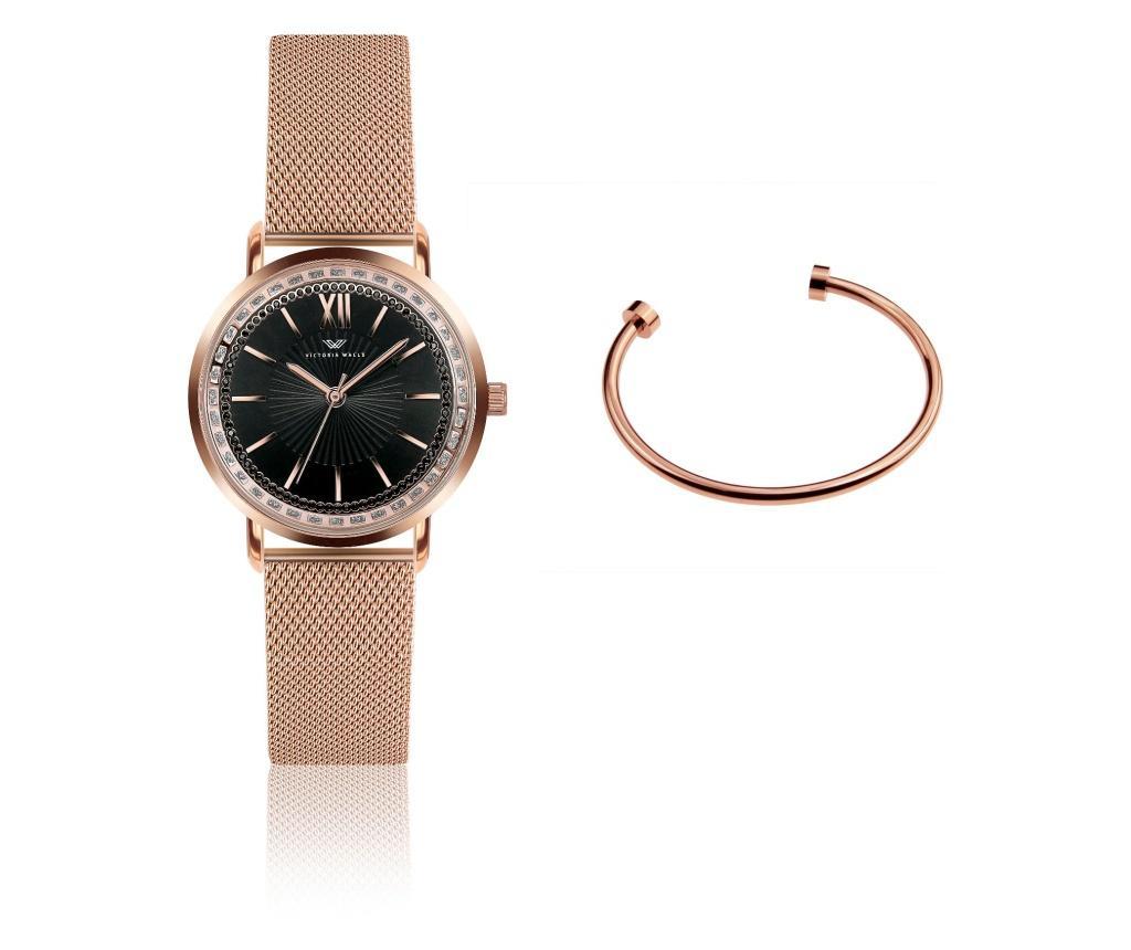 Set ceas de mana si bratara dama