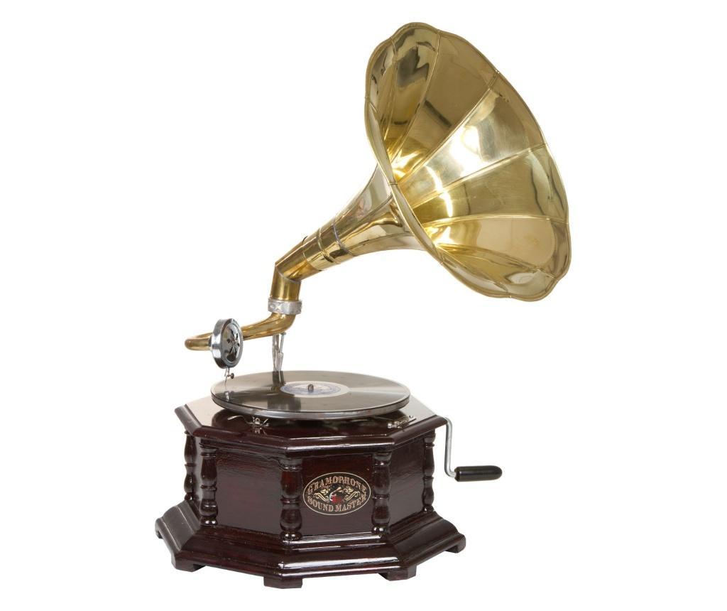 Gramofon decorativ Octagonal