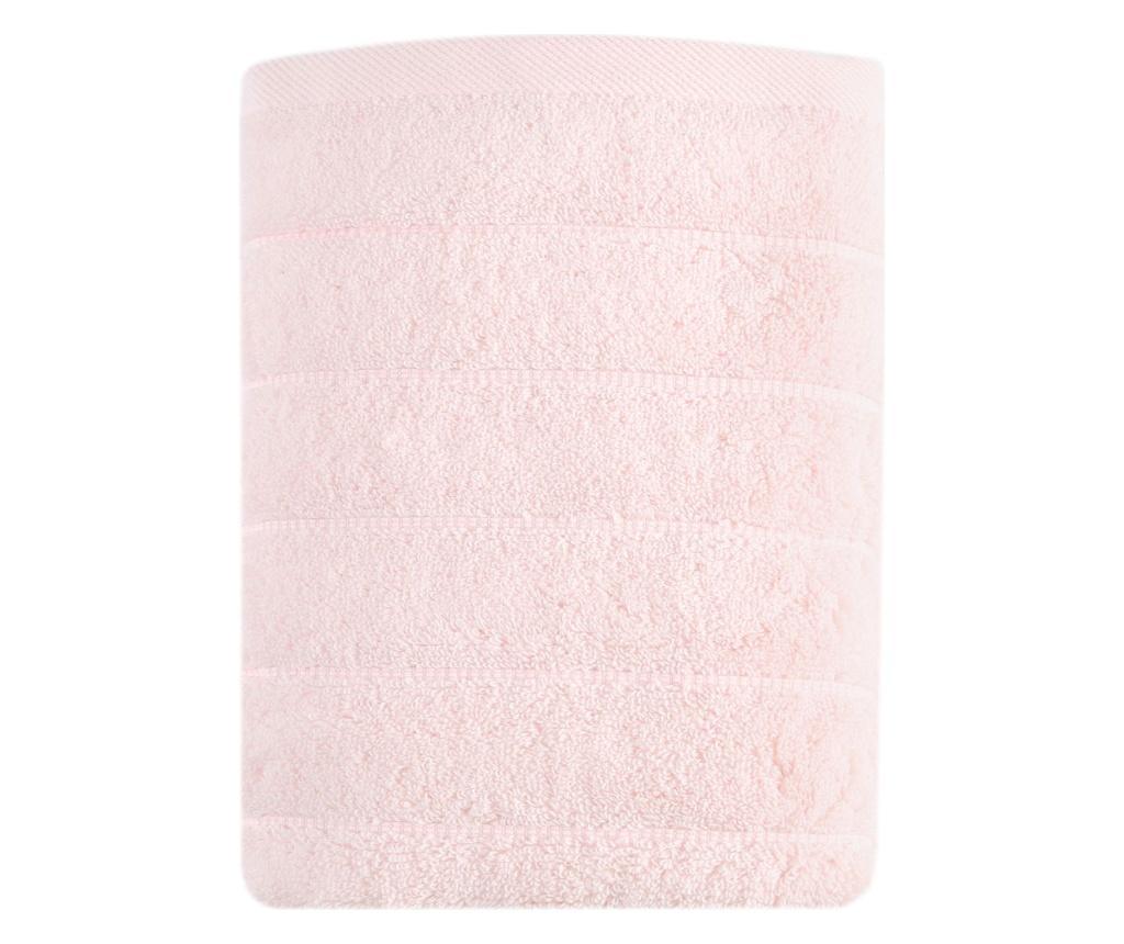 Prosop de baie Wendy Light Pink 70x130 cm - Irya, Roz