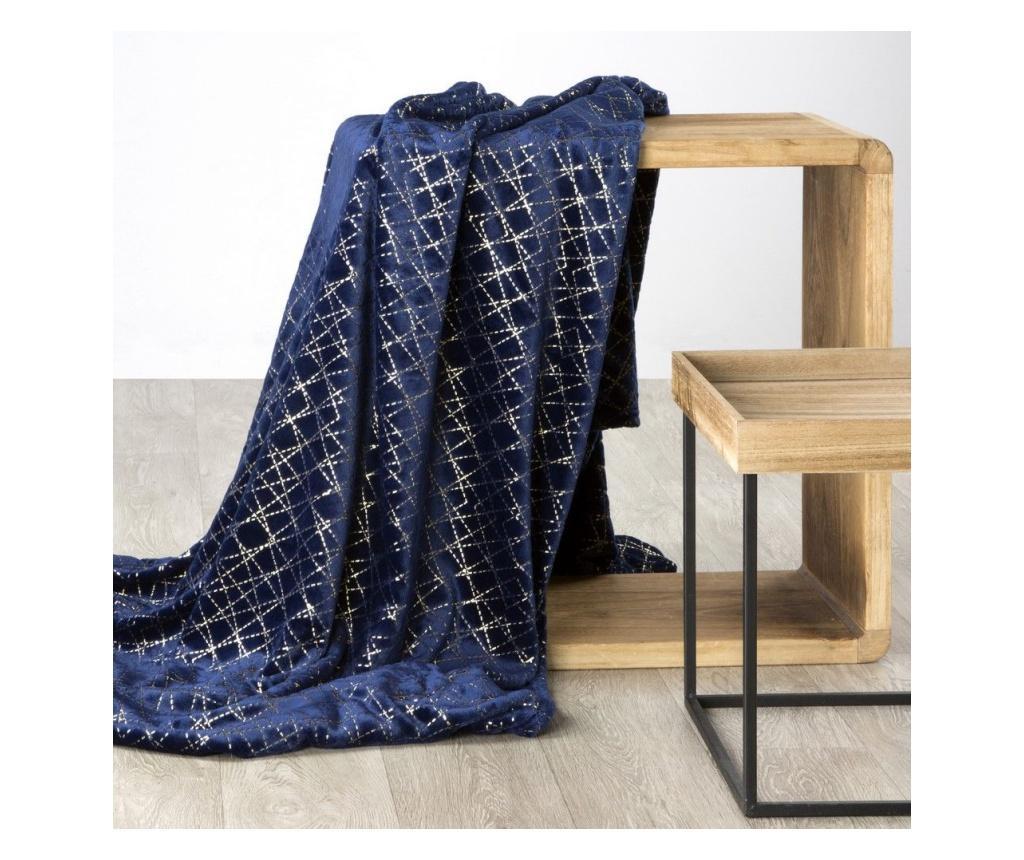 Patura Sandra Blue 170x210 cm