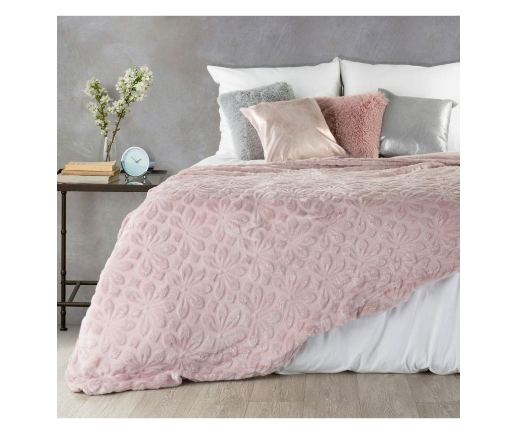 Patura Luxima Pink 150x200 cm imagine