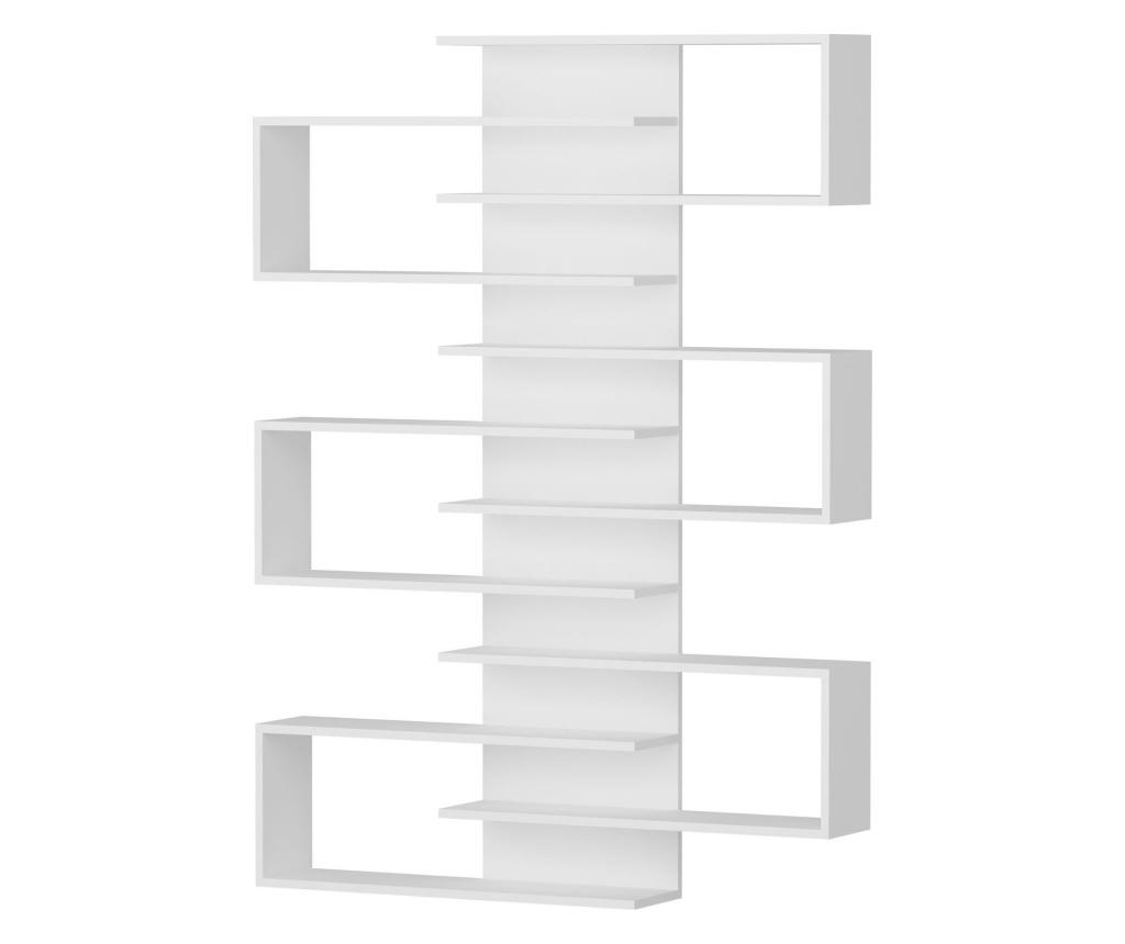 Biblioteca Lotus White - Arnetti, Alb imagine