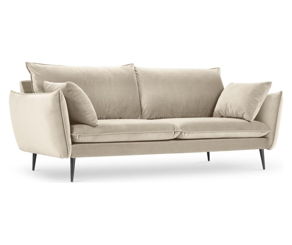 Canapea 4 locuri Elio Beige - Milo Casa, Crem
