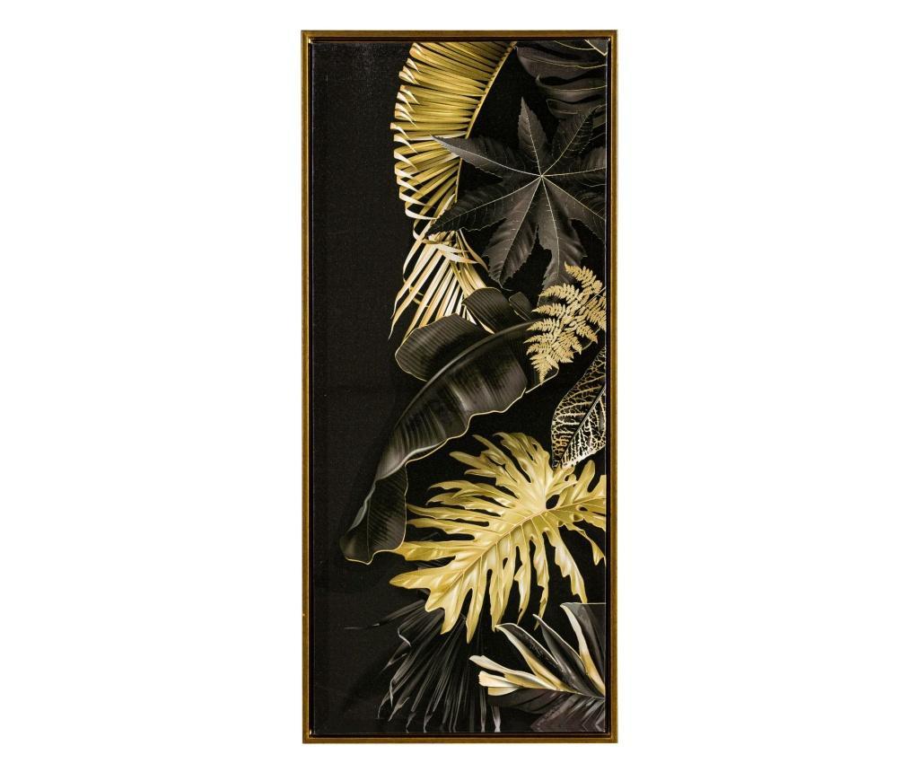 Tablou 80x36 cm - Casa Selección, Alb,Negru imagine