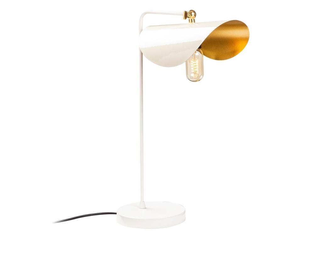 Stolní lampa Sivani One White Gold