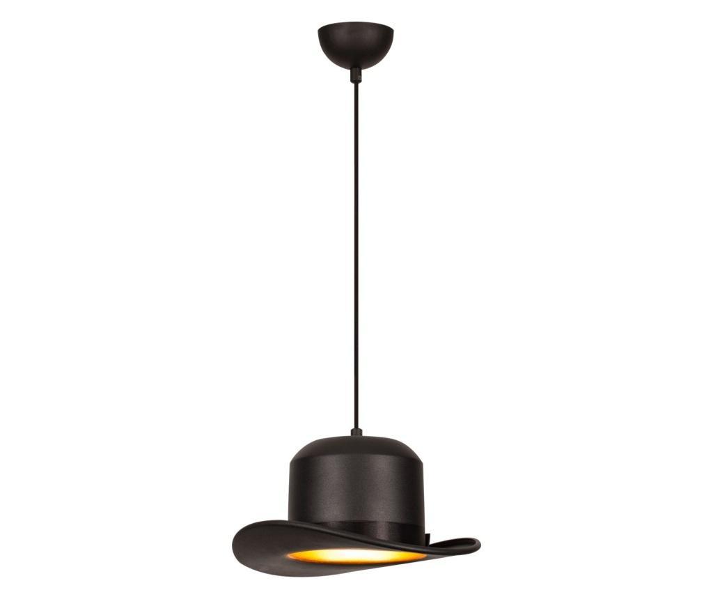 Lustra Sivani One Black Round - Noor, Negru