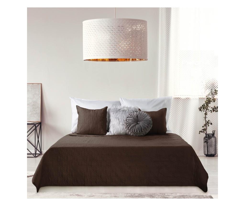 Cuvertura matlasata Maroko 200x220 cm - Chic Home, Maro,Multicolor imagine