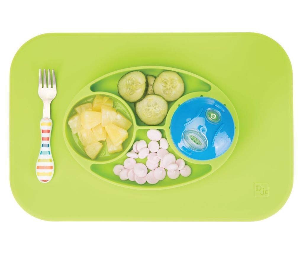 Organizator pentru alimente - iDesign, Verde poza